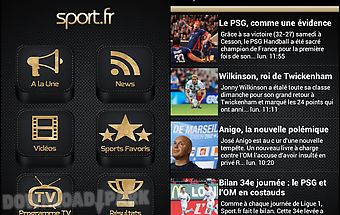 Sport.fr, 100 sports en direct