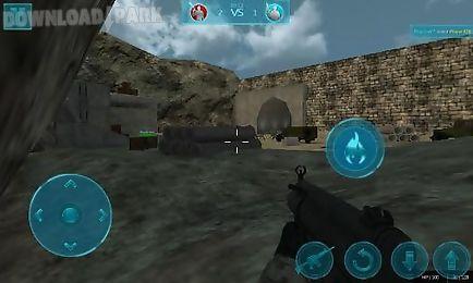 bullet warfare: headshot. online fps