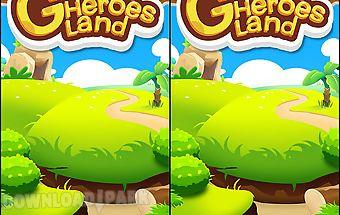 Garden heroes land