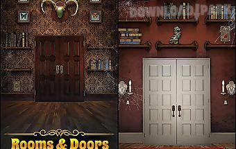Rooms and doors: escape quest