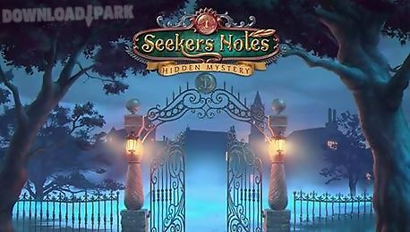 seekers notes: hidden mystery