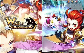 War of wonderland