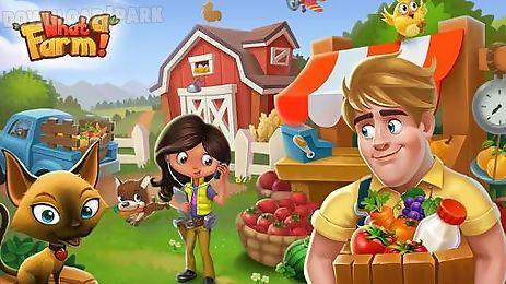 what a farm!