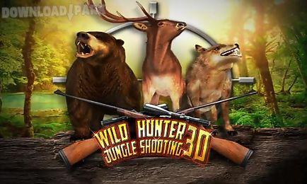 wild hunter: jungle shooting 3d