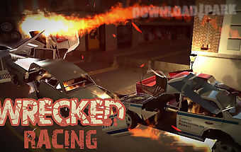 Wrecked racing pro