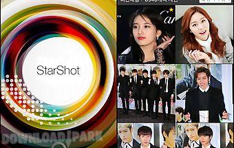Korean star shot!