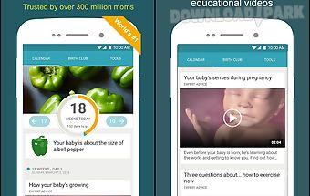 Pregnancy & baby daily tracker