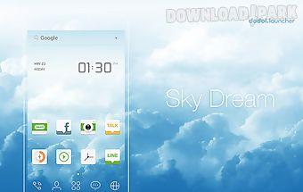 Sky dream dodol theme