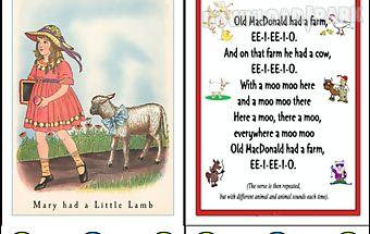 Top 28 nursery rhymes and song