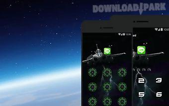 Applock theme - fighter