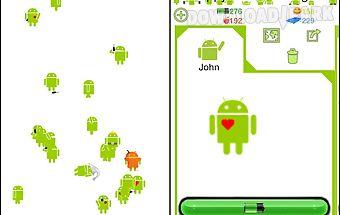 Happy android widget