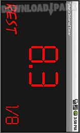 interval timer - workout timer