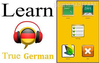 Learn german conversation :ar