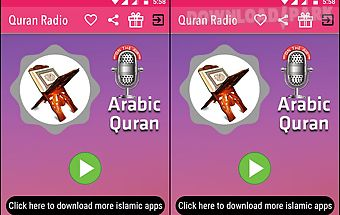 Radio quran Android App free download in Apk