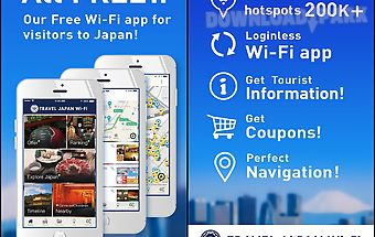 Travel japan [tjw] free wi-fi
