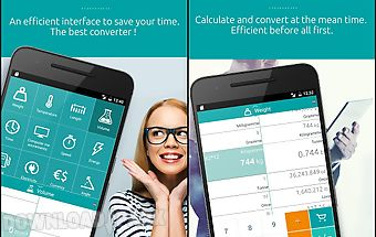 Unit converter + currency free