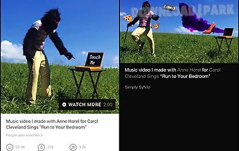 Vine - video entertainment