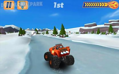 Blaze And The Monster Machines Absolute Android Game Free Download