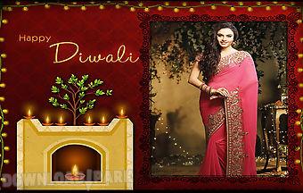 Diwali party photo frames