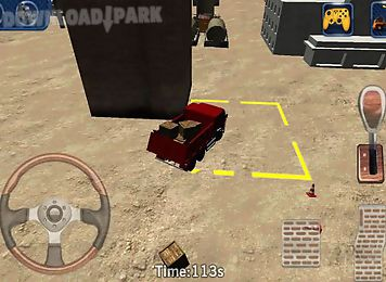 heavy truck 3d: cargo delivery