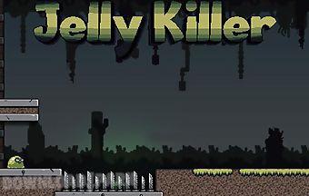 Jelly killer: retro platformer