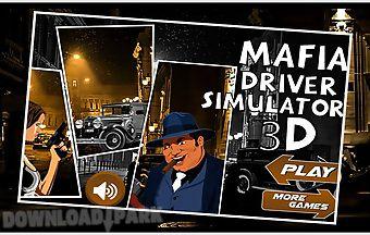 Mafia driver simulator 3d