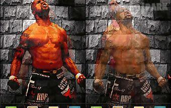 Rampage jackson live wallpaper