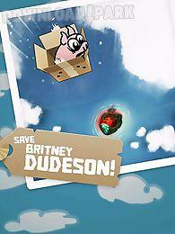 save britney dudeson!