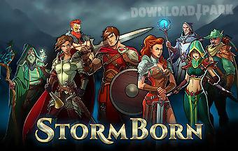 Storm born: war of legends