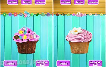 Cupcakes make & bake free!