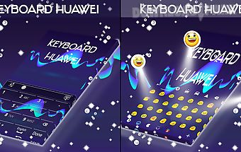 Keyboard for huawei p8