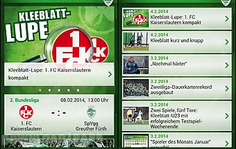 Kleeblatt app
