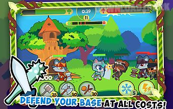Tree fortress 2 - td game