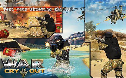War cry out 3ps Android Juego gratis descargar Apk