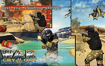 War cry out 3ps