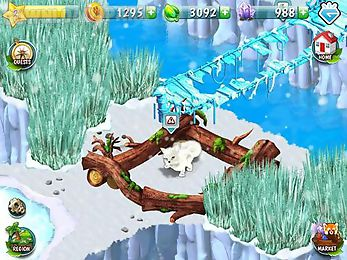animal voyage: island adventure