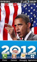 barack obama campaign live wallpaper