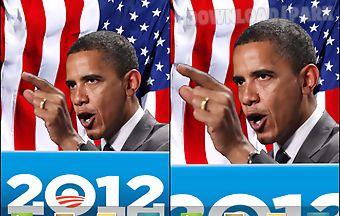 Barack obama campaign live wallp..