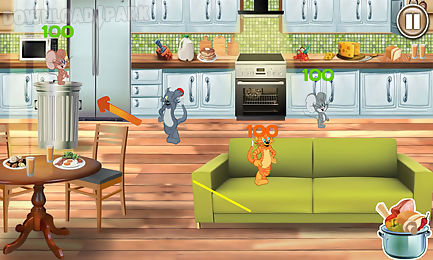 cats vs mice