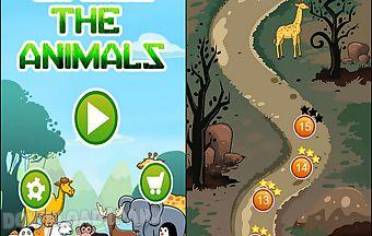 Circle the animal