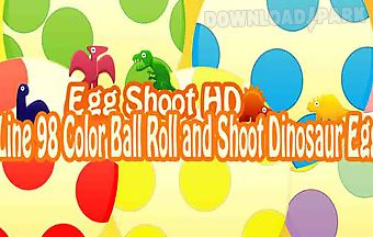 Dinosaur egg shoot hd - line 98 ..