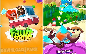 Fruit scoot