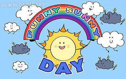 funny sunny day