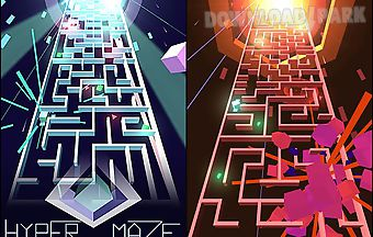Hyper maze: arcade