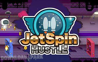 Jetspin hustle