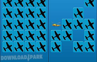 Matchup airplanes game