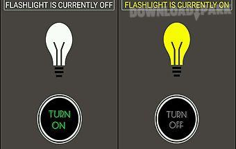Minimal torch - led flashlight