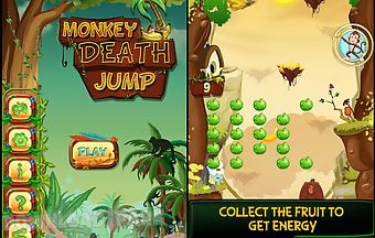 Monkey death jump free