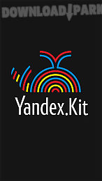 Yandex kit Android App free download in Apk