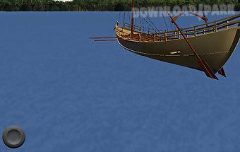Boat driving